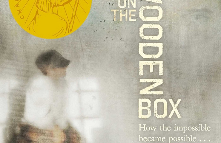 The Boy on the Wooden Box book cover