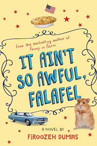 it Ain't So Awful Falafel book cover