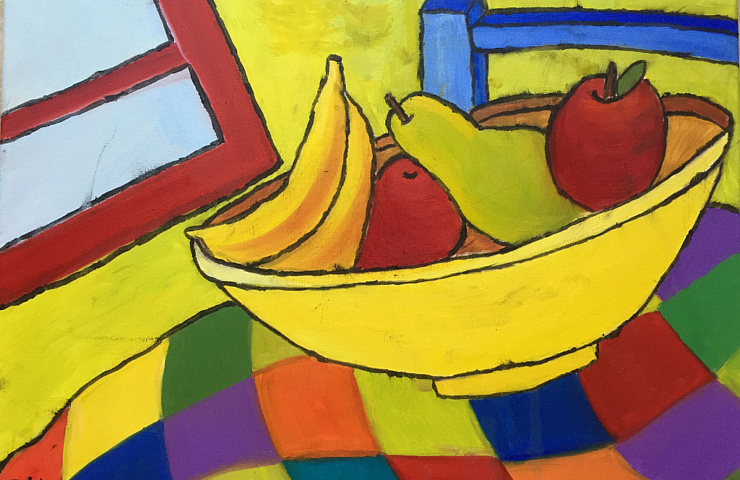 Fruit Bowl Cecilia Yang
