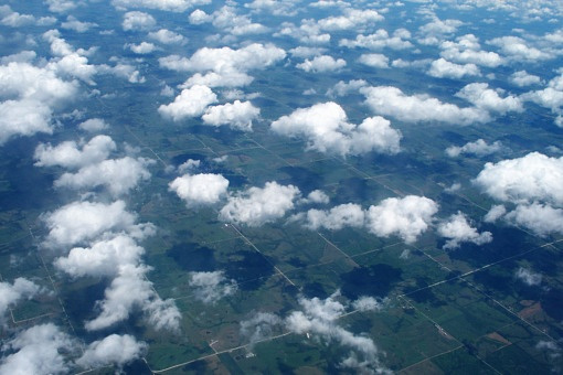 Parade of Clouds, photography