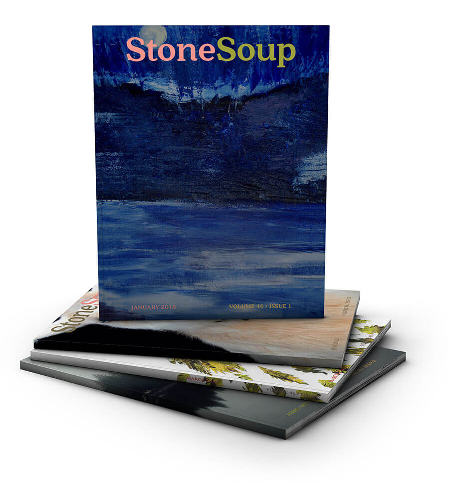 How to Submit Creative Writing and Art to Stone Soup