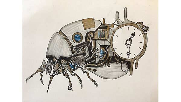 Tick Tock   By Marco Lu