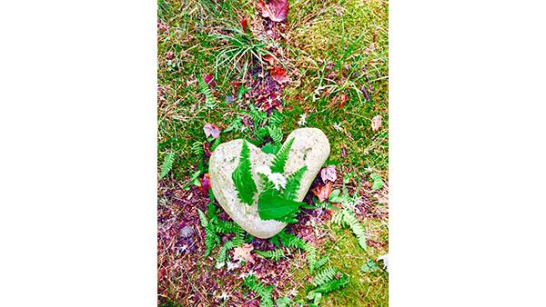 Love Stone  By Tatiana Hadzic