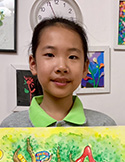 LI Lingfei is Artist of the artwork Tree Library