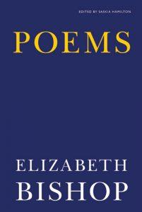 Book cover of Poems by Elizabeth Bishop